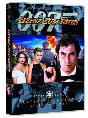Bild von James Bond 007 Ultimate Edition - Lizenz zum Töten (2 DVDs)