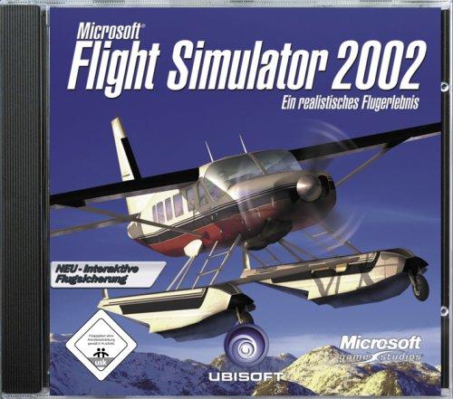 ak tronic Flight Simulator 2002 [Software Pyramide]