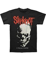 Slipknot crâne et Tribal T-shirt pour homme