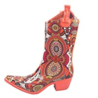 Aztec Funk Welly Boot