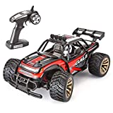 VATOS RC Auto Ferngesteuertes Auto 1:16 Skala 2,4 GHz RC Racing Buggy Auto Offroad Elektro High Speed Monster Truck Rennen Crawler 2WD 50M Entfernung Fahrzeug Spielzeug Radio gesteuertes Auto