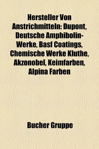 hersteller-von-anstrichmitteln-dupont-deutsche-amphibolin-werke-basf-coatings-chemische-werke-kluthe