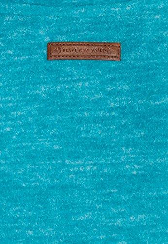 Naketano Male Hoody Discopimmel V Caribbean Blue Melange