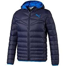 Puma Active Packlite– Chaqueta Deportiva, Color Azul (Peacoat) Talla LXL