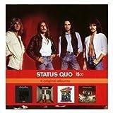 Status Quo: Hello/on the Level/Piledriver/Quo (Audio CD)