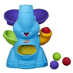 Playskool Poppin Park Ball Popper - Elefun: Amazon.fr: Jeux et Jouets