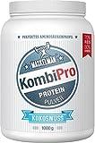 Maskelmän Proteinpulver KombiPro Kokos - Reis- und Erbsen Protein Mix (1000g)