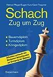 Schach Zug um Zug: Bauerndiplom, Turm...
