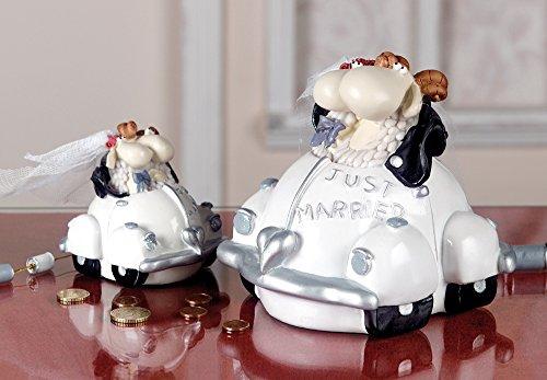Spardose Hochzeits-Deko &