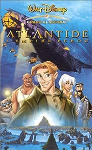Atlantide, l'empire perdu [Animation] [VHS]