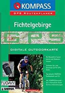 Fichtelgebirge. CD-ROM für Windows 95/98/2000/NT/XP