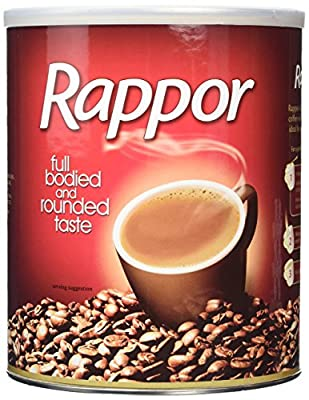 Kenco Rappor Instant Coffee Granules 750g Medium Roast with a Full Fresh Taste from Rappor