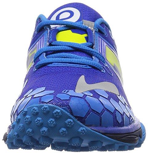 Brooks Puregrit 4, Chaussures de Running Compétition Homme, Surftheweb/Brilliantblue/Limep Bleu (SurfTheWeb/BrilliantBlue/LimeP)