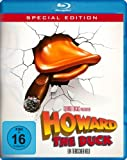 Howard - Ein tierischer Held - Uncut [Blu-ray] [Special Edition]