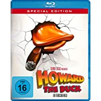 Howard - Ein tierischer Held - Uncut [Blu-ray]