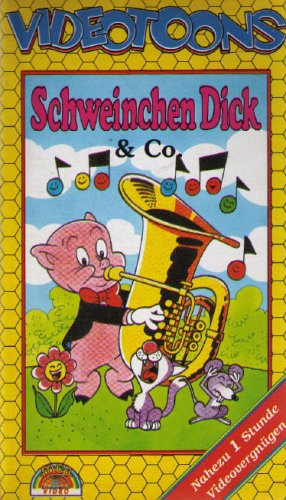 Schweinchen Dick & Co. (Videotoons )