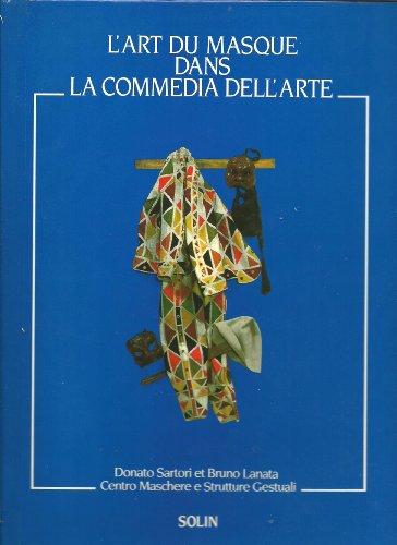 L'Art du masque dans la Commedia dell'arte (théâtre italien)