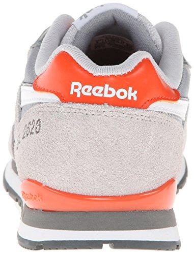 Reebok GL 2620 Blue Youths Trainers Grau
