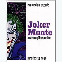 Joker-Monte-by-Cosmo-Solano-Close-Up-Magic SOLOMAGIA Joker Monte by Cosmo Solano – Close-Up Magic -