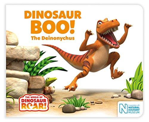 Dinosaur Boo! The Deinonychus (The World of Dinosaur Roar!) por Jeanne Willis