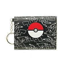 Pokemon Pokeball Mini Trifold Portefeuille