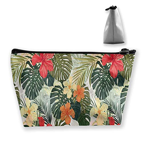 Hawaiian Summer Tropical Island Kosmetiktasche/Tasche/Clutch Reisetasche Organizer Aufbewahrungstasche -