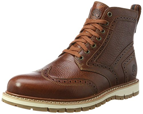 Timberland Men's Britton Hill Classic Boots, Brown (Tortoise Shell), 9 UK