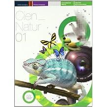 Ciencias Naturales 1º ESO (Tres Trimestres) C. Madrid (Proyecto Aula 360º)