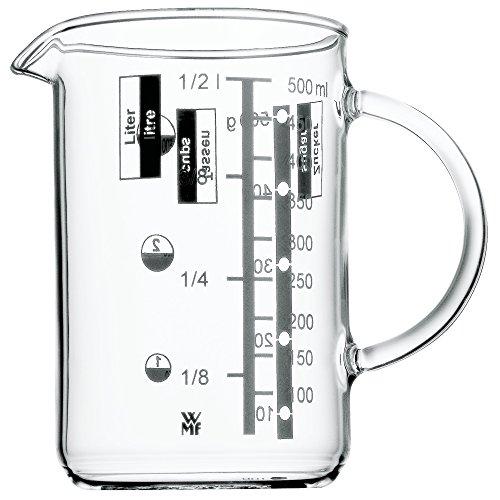 WMF - Jarra de Medida (Cristal Resistente al Calor) 0,50l