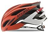 Giro Savant Rennrad Fahrrad Helm rot 2018: Größe: M (55-59cm)