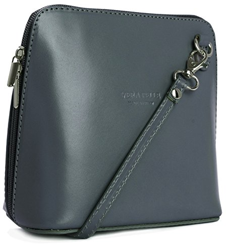 Big Handbag Shop, Borsa a tracolla donna One z** Seconds - Deep Grey