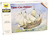 Zvezda 500786502 - 1:350 Spanisch Ship San Martin