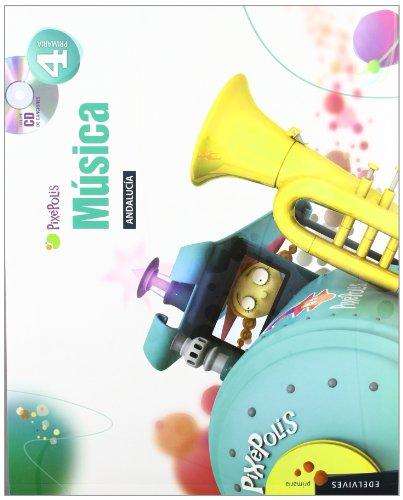 Música 4º primaria (andalucia) (pixepolis)