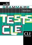 Image de Tests CLE, Grammaire (Intermédiaire)