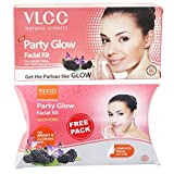 #10: VLCC Party Glow Facial Kit, 60g with Free Party Glow Facial Kit, 60g