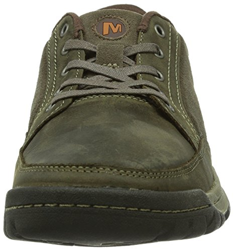 Merrell Traveler Sphere, Baskets mode homme Marron (Falcon)