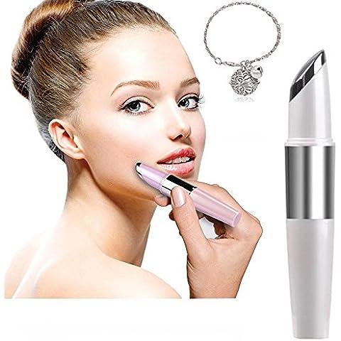 [Nuova versione] BuydalyBeauty occhio massaggi Stick occhi rughe rimozione penna occhio nero massaggio strumento vibrazione bellezza