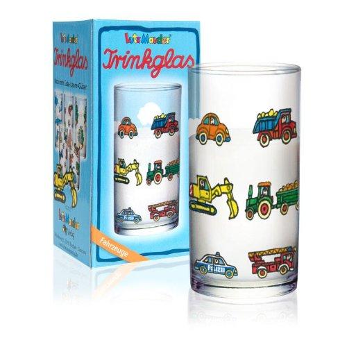 Lutz Mauder 19525 Trinkglas Fahrzeuge