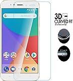 #9: Mi A1, Xiaomi RedMi A1 Premium Hd Tempered Glass Screen Protector