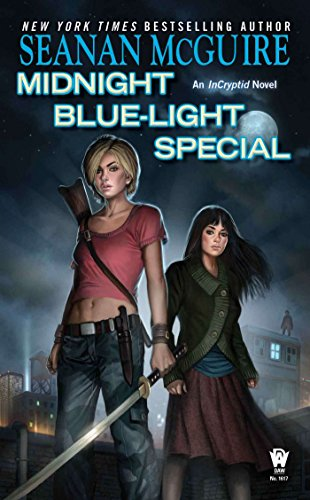 Midnight Blue-Light Special (InCryptid Book 2) (English Edition)