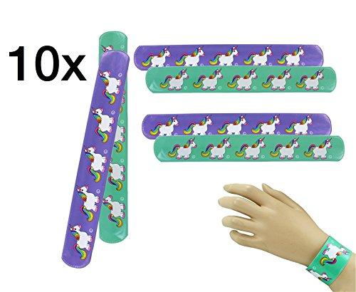 10x mitgebsel kindergeburtstag jungen m dchen einhorn. Black Bedroom Furniture Sets. Home Design Ideas