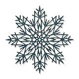 Sizzix Fustella Fiocco di Neve, Multicolore, Taglia Unica