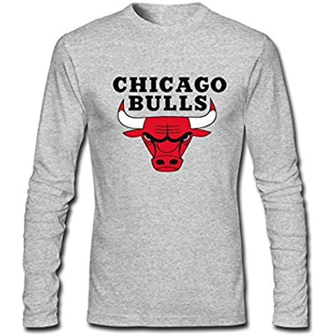 Chicago bulls long sleeve Tops T shirts - Camiseta de manga larga - para niño