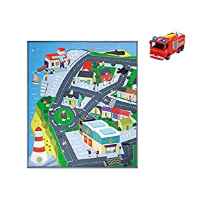 Dickie Toys 203096003 Juego de rol Bombero Estuche de Juego - Juegos de rol (Bombero, Estuche de Juego, 3 año(s), Child, Niño, Multicolor)