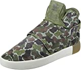 adidas Herren Schuhe / Sneaker Tubular Invader Strap camouflage 42 2/3