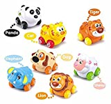Best One Year Old Boys Gifts - Goappugo My First Animals On Wheels Review