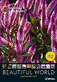 National Geographic Beautiful World 2019 - Wochenkalender, Fotografie, Landschaftskalender, Naturkalender 2019 - 23,7 x 34 cm