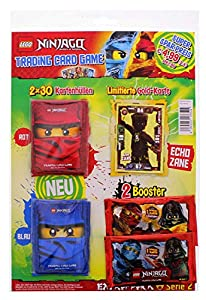 Top Media 176524 Lego Ninjago Serie II Extra Pack con 2 Paquetes, Multicolor