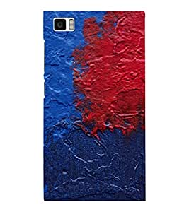 printtech Color Spill Pattern Back Case Cover for Xiaomi Redmi Mi3::Xiaomi Mi 3