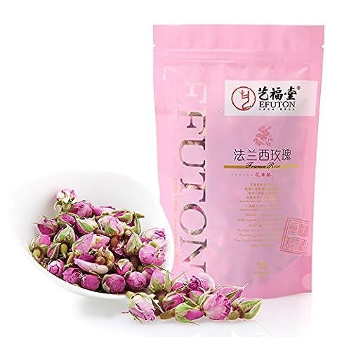 SaySure - 50g Dongyi herbal tea french rose pink rose tea